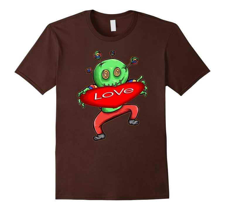 Valentines Day Sweet Candy Monster Love - design deals